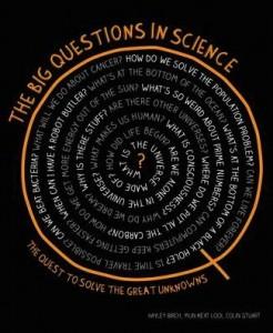 TheBigQuestionsInScience